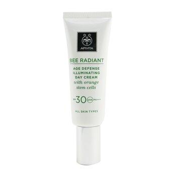 Bee Radiant Age Defense Illuminating Day Cream SPF 30 (Exp. Date: 07/2021) (40ml/1.48oz)