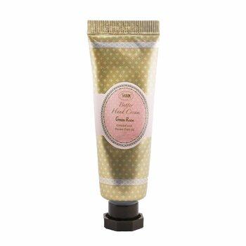 Butter Hand Cream - Green Rose (30ml/1.01oz)