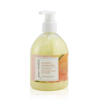 Citrus + Charcoal Hand Wash (300ml/10oz)
