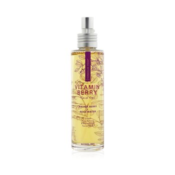 Vitamin Berry Facial Tonic - Instant Pore-Refining & Replenishing Facial Toner (103.5ml/3.5oz)