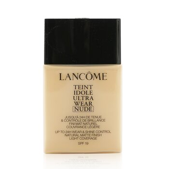 Teint Idole Ultra Wear Nude Foundation SPF19 - # 025 Beige Lin (40ml/1.3oz)