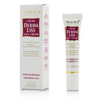 Creme Derma Liss Face Cream (Exp. Date: 04/2021) (13ml/0.38oz)