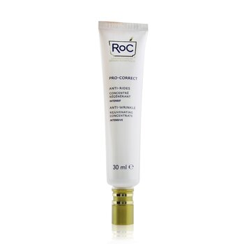 Pro-Correct Ant-Wrinkle Rejuvenating Intensive Concentrate - RoC Retinol With Hyaluronic Acid (30ml/1oz)