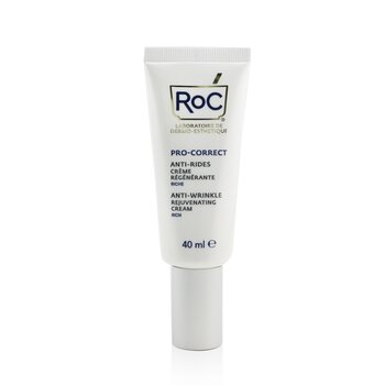 Pro-Correct Anti-Wrinkle Rejuvenating Rich Cream - Advanced Retinol With Hyaluronic Acid (40ml/1.35oz)