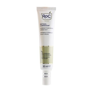 Retinol Correxion Wrinkle Correct Night Cream - Advanced Retinol With Exclusive Mineral Complex (30ml/1oz)