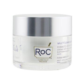 Multi Correxion Firm + Lift Anti-Sagging Firming Rich Cream (50ml/1.69oz)