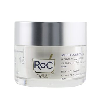 Multi Correxion Revive + Glow Anti-Ageing Unifying Rich Cream (50ml/1.69oz)
