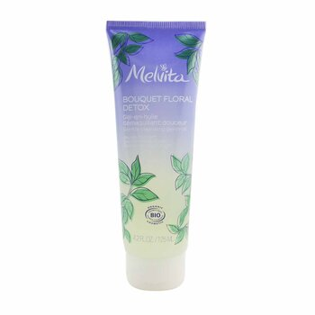 Bouquet Floral Detox Organic Gentle Cleansing Gel-In-Oil (125ml/4.2oz)
