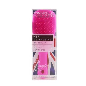 The Wet Detangling Mini Hair Brush - # Pink Sherbert (Travel Size) (1pc)