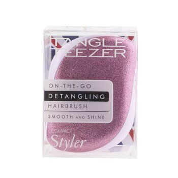Compact Styler On-The-Go Detangling Hair Brush - # Candy Sparkle (1pc)