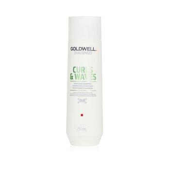 Dual Senses Curls & Waves Hydrating Shampoo (Elasticity For Curly & Wavy Hair) (250ml/8.4oz)