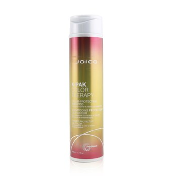 K-Pak Color Therapy Color-Protecting Shampoo (To Preserve Color & Repair Damaged Hair) (300ml/10.1oz)