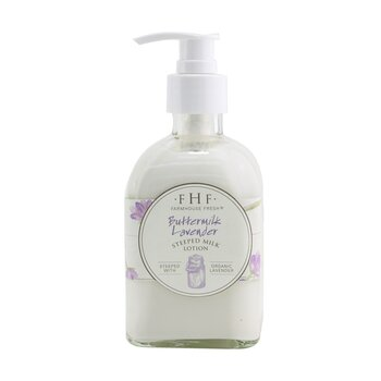 Steeped Milk Lotion - Buttermilk Lavender (Unboxed) (237ml/8oz)