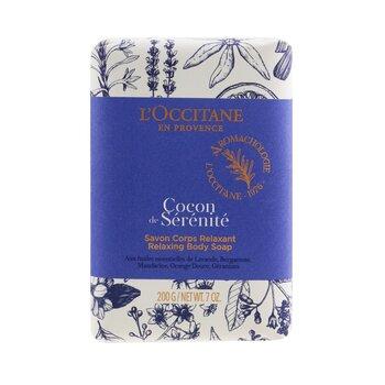 Aromachologie Cocon De Serenite Relaxing Body Soap (200g/0.7oz)