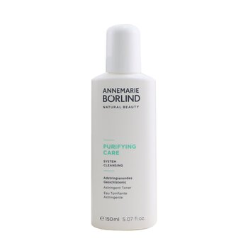Purifying Care System Cleansing Astringent Toner - For Oily or Acne-Prone Skin (150ml/5.07oz)