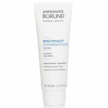 Combination Skin System Balance Mattifying Day Fluid - For Combination Skin (75ml/2.53oz)