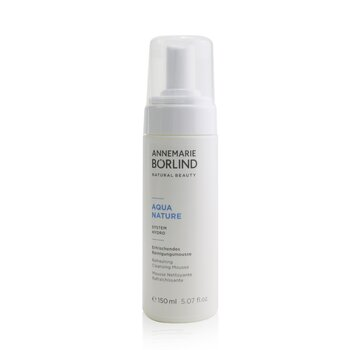 Aquanature System Hydro Refreshing Cleansing Mousse - For Dehydrated Skin (150ml/5.07oz)