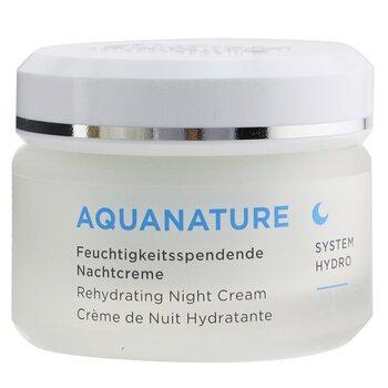 Aquanature System Hydro Rehydrating Night Cream - For Dehydrated Skin (50ml/1.69oz)
