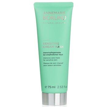 Sensitive Cream Mask - Intensive Care Mask For Sensitive Skin (75ml/2.53oz)