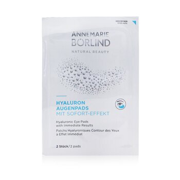 Hyaluronic Eye Pads with Immediate Results (6x2pads)
