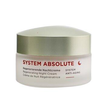 System Absolute System Anti-Aging Regenerating Night Cream - For Mature Skin (50ml/1.69oz)