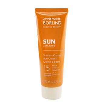 Sun Anti Aging Sun Cream SPF 15 (75ml/2.53oz)