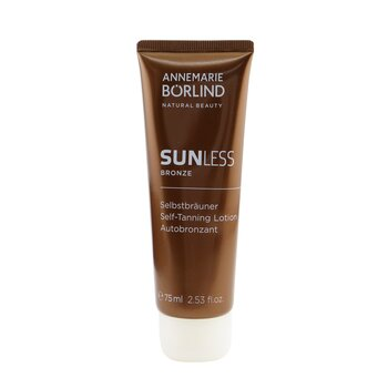 Sunless Bronze Self-Tanning Lotion (For Face & Body) (75ml/2.53oz)