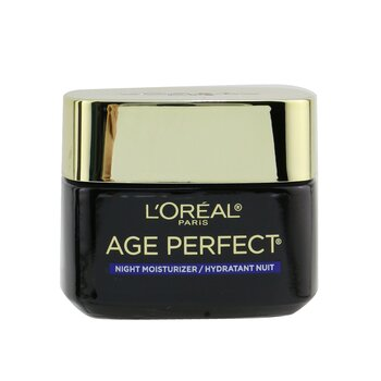 Age Perfect Cell Renewal - Skin Renewing Night Cream Moisturizer - For Mature, Dull Skin (48g/1.7oz)