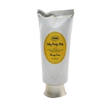 Silky Body Milk - Mango Kiwi (Box Slightly Damaged) (200ml/7oz)