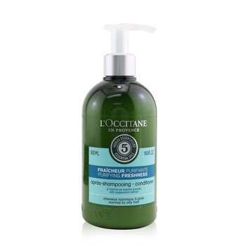 Aromachologie Purifying Freshness Conditioner (Normal to Oily Hair) (500ml/16.9oz)