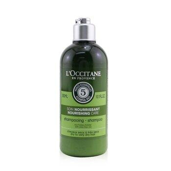 Aromachologie Nourishing Care Shampoo (Dry to Very Dry Hair) (300ml/10.1oz)