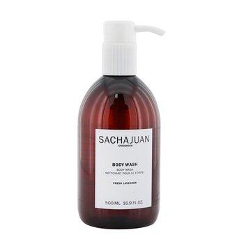 Body Wash - Fresh Lavender (500ml/16.9oz)