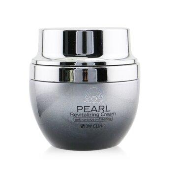 Pearl Revitalizing Cream (Whitening/ Anti-Wrinkle) (50g/1.76oz)