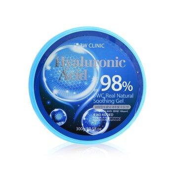 98% Hyaluronic Acid Natural Soothing Gel (300g/10.58oz)