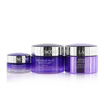 Renergie Multi-Lift Ultra Set: Full Spectrum Cream + Redefining Lifting Night Cream +  Anti-Wrinkle Eye Cream (Box Slightly Damaged) (3pcs)