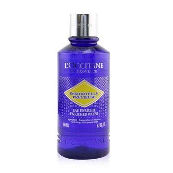 Immortelle Precious Enriched Water - Hydrating - Skin Preparation (200ml/6.7oz)