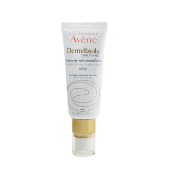 DermAbsolu TINTED Redensifying Tinted Cream SPF 30 - For All Sensitive Skin (Exp. Date: 08/2021) (40ml/1.35oz)
