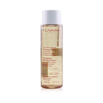 Cleansing Micellar Water with Alpine Golden Gentian & Lemon Balm Extracts - Sensitive Skin (200ml/6.7oz)