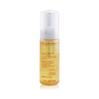 Gentle Renewing Cleansing Mousse with Alpine Herbs & Tamarind Pulp Extracts (150ml/5.5oz)