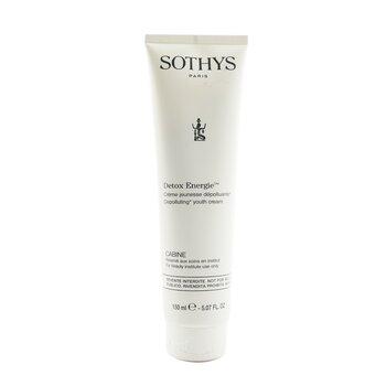 Detox Energie Depolluting Youth Cream (Salon Size) (150ml/5.07oz)