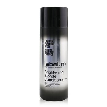 Brightening Blonde Conditioner (Infuses Moisture and Nurtures, Brightens Colour For Glistening Blonde Tones) (200ml/6.8oz)