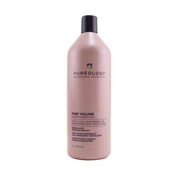 Pure Volume Shampoo (For Flat, Fine, Color-Treated Hair) (1000ml/33.8oz)