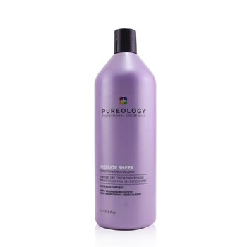 Hydrate Sheer Conditioner (For Fine, Dry, Color-Treated Hair) (1000ml/33.8oz)