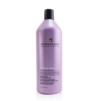 Hydrate Sheer Shampoo (For Fine, Dry, Color-Treated Hair) (1000ml/33.8oz)
