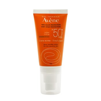 Very High Protection Unifying Tinted Cream SPF 50+ - For Dry Sensitive Skin (50ml/1.7oz)