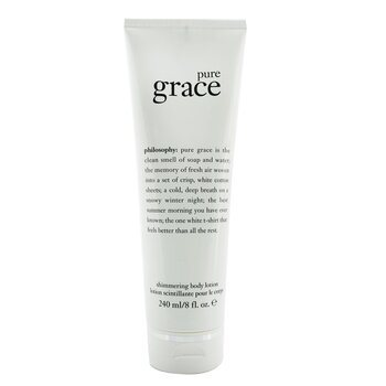 Pure Grace Shimmering Body Lotion (240ml/8oz)