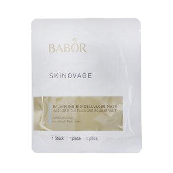 Skinovage [Age Preventing] Balancing Bio-Cellulose Mask - For Combination Skin (Salon Size) (10pcs)