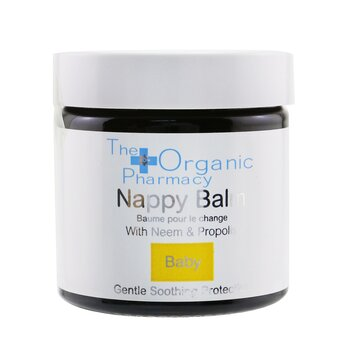 Nappy Balm - With Neem & Propolis (Gentle Soothing Protection) (60g/2oz)