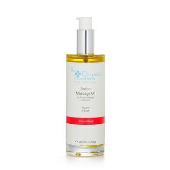 Arnica Massage Oil (100ml/3.4oz)