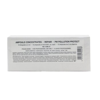 Ampoule Concentrates Repair Pollution Protect (Salon Size) (24x2ml/0.06oz)